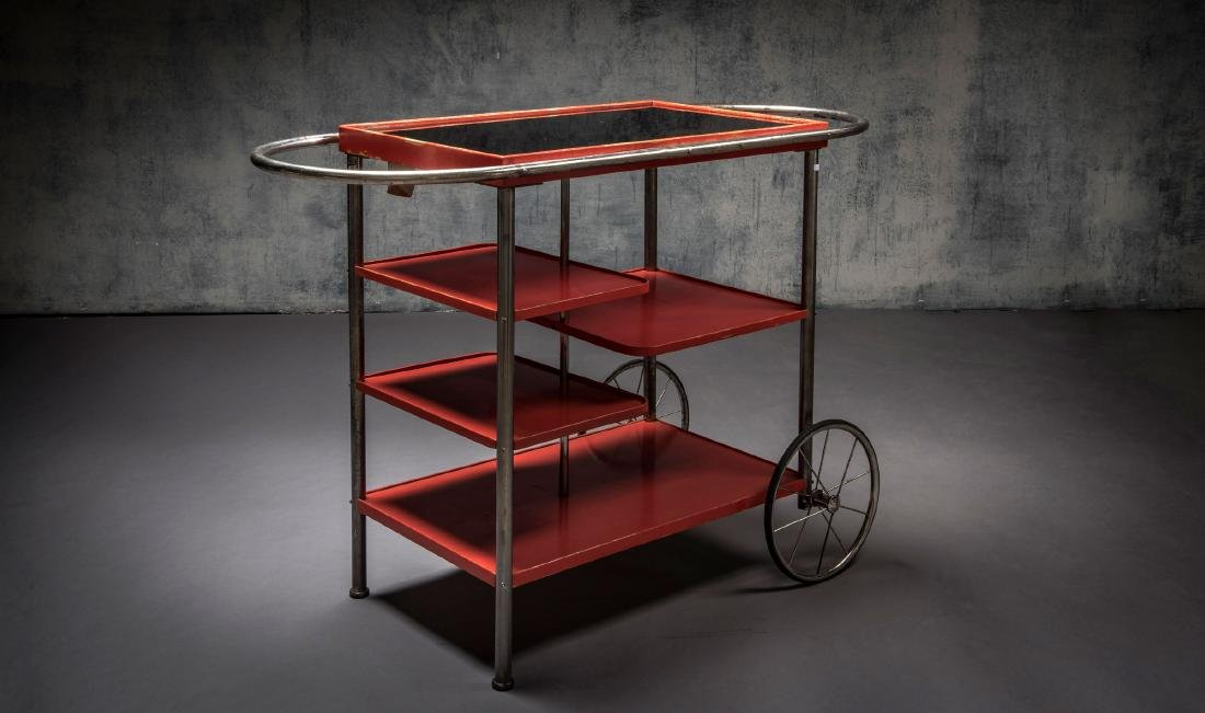 Tea trolley, 1930s
