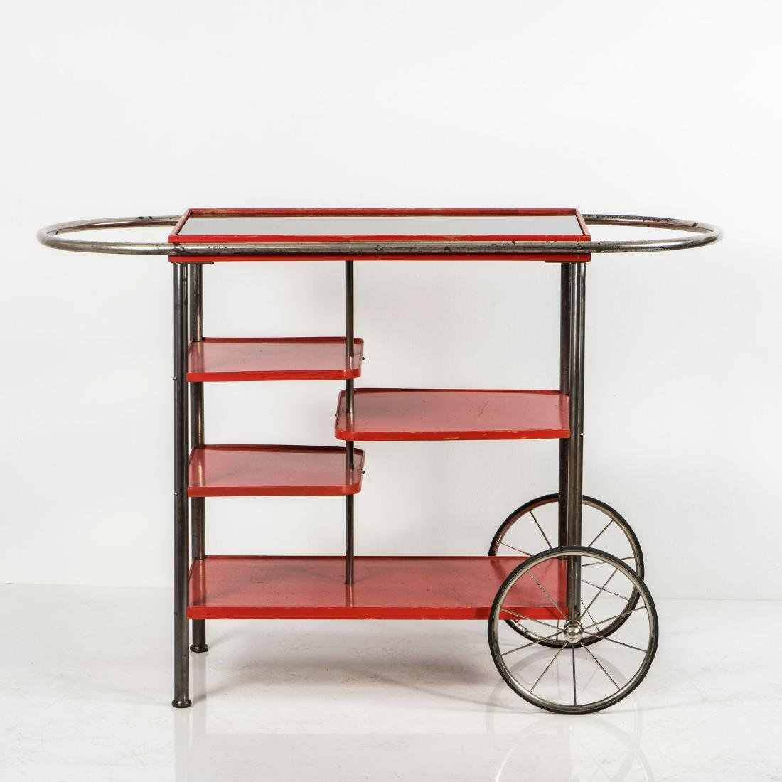 Tea trolley, 1930s - 2