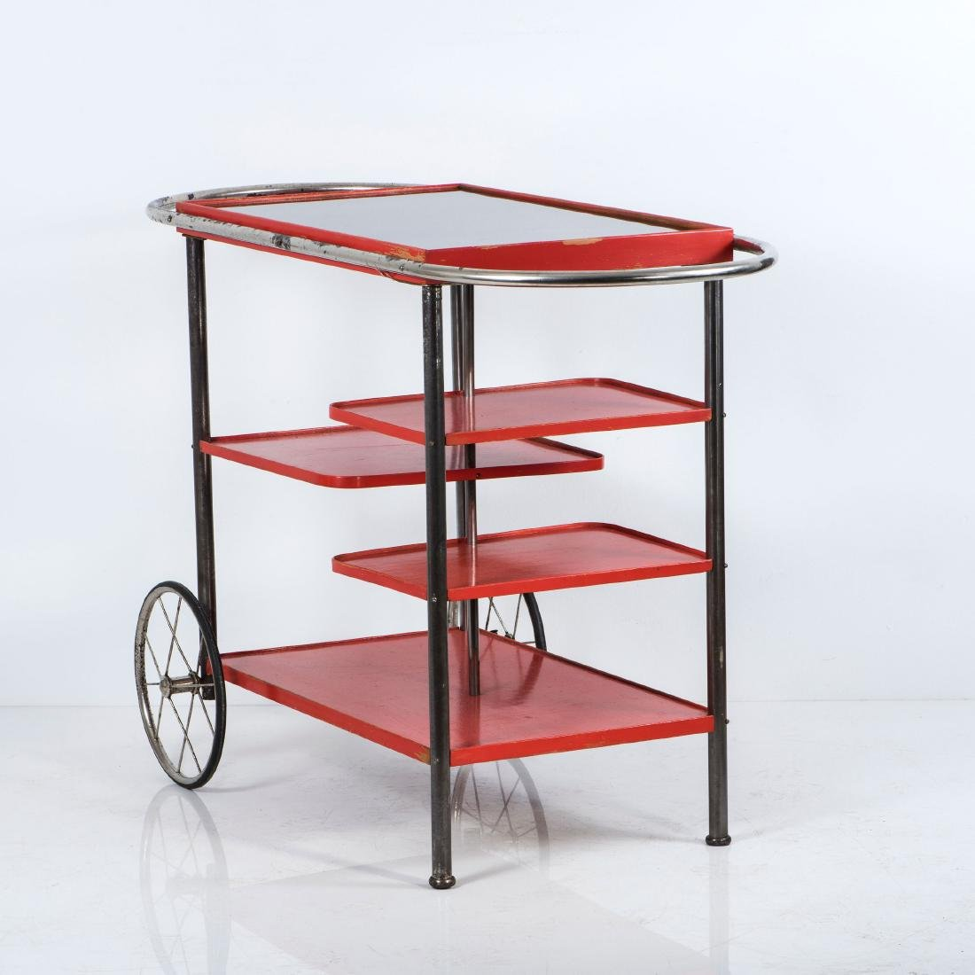 Tea trolley, 1930s - 5