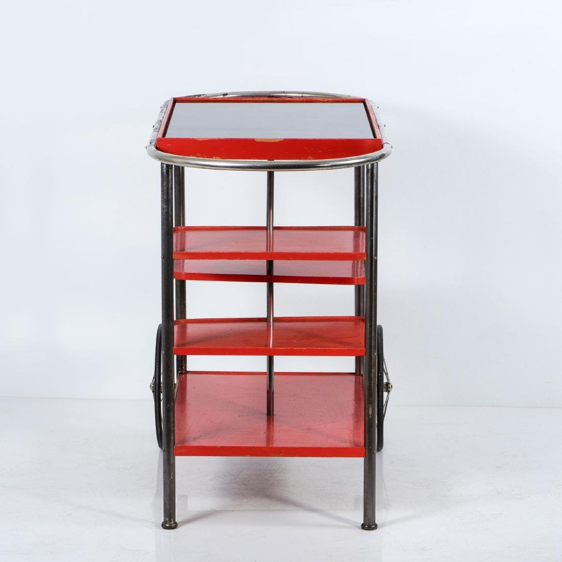 Tea trolley, 1930s - 6