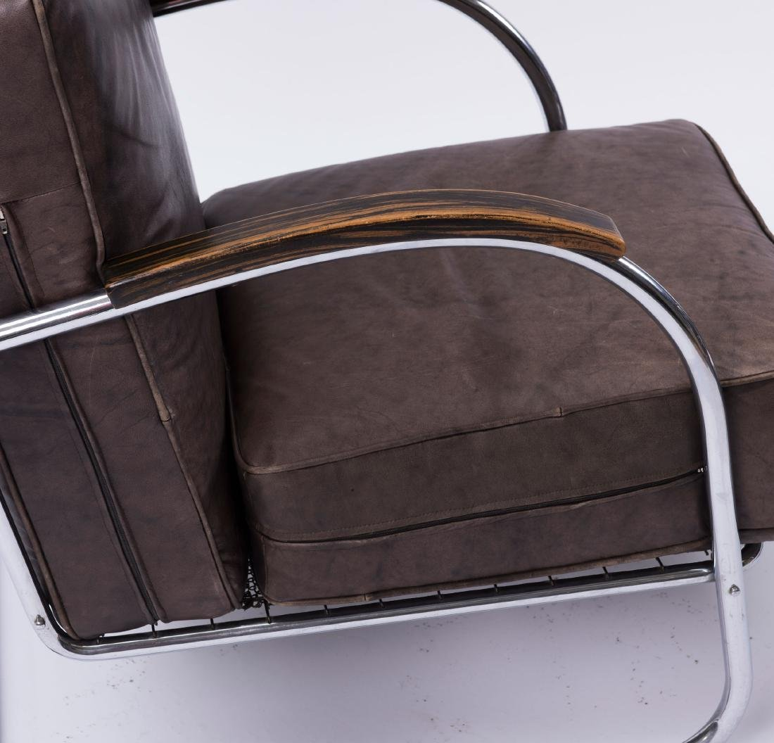 Two easy chairs, 1930s - 2