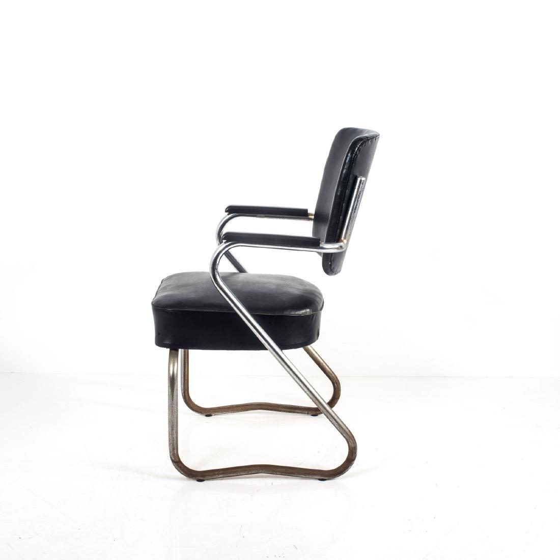 Tubular steel chair, c. 1935 - 2