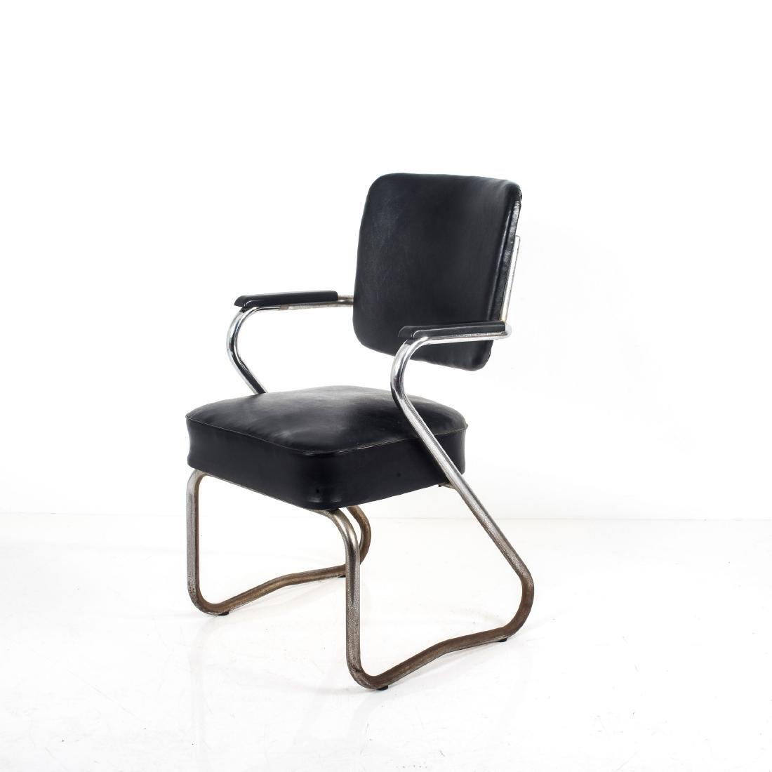 Tubular steel chair, c. 1935 - 3