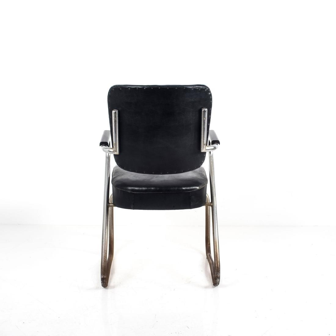 Tubular steel chair, c. 1935 - 7