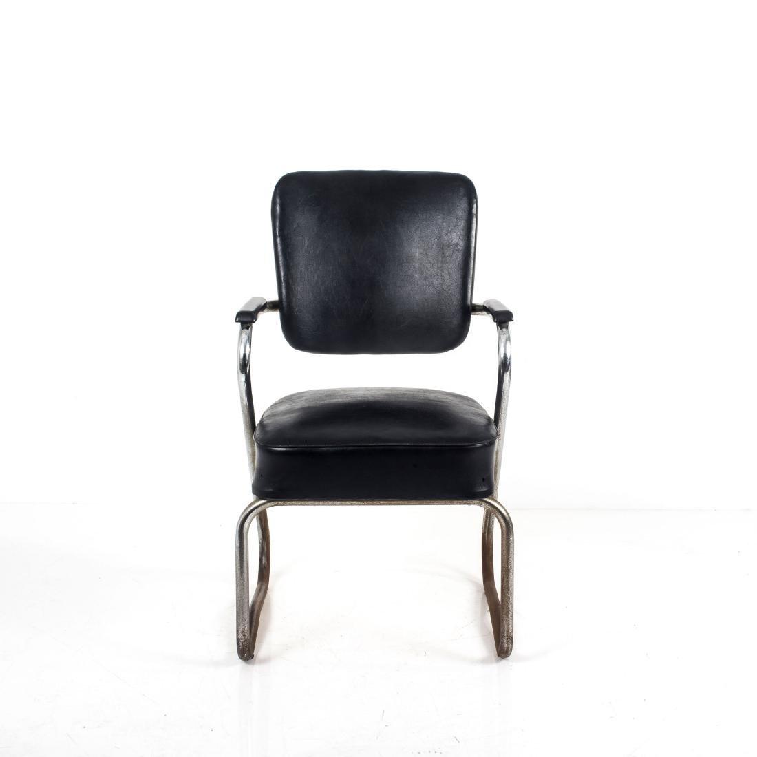 Tubular steel chair, c. 1935 - 8