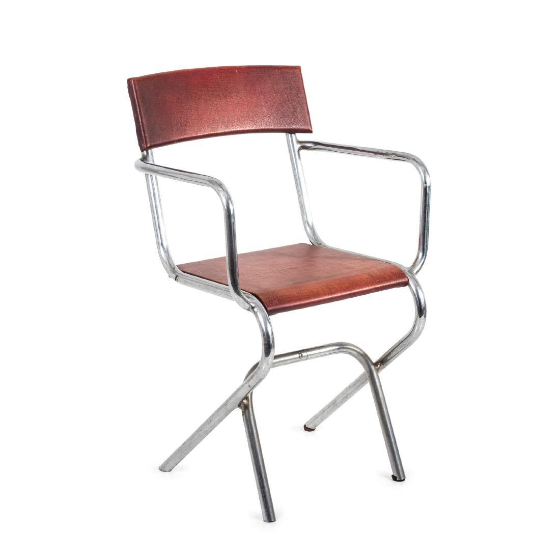 Tubular steel chair, 1939