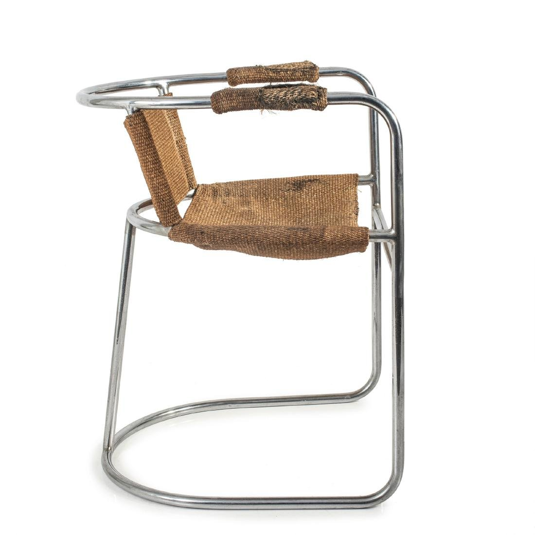 Tubular steel chair c. 1938
