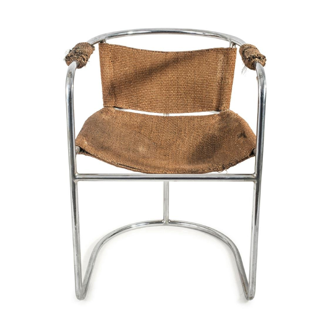 Tubular steel chair c. 1938 - 2
