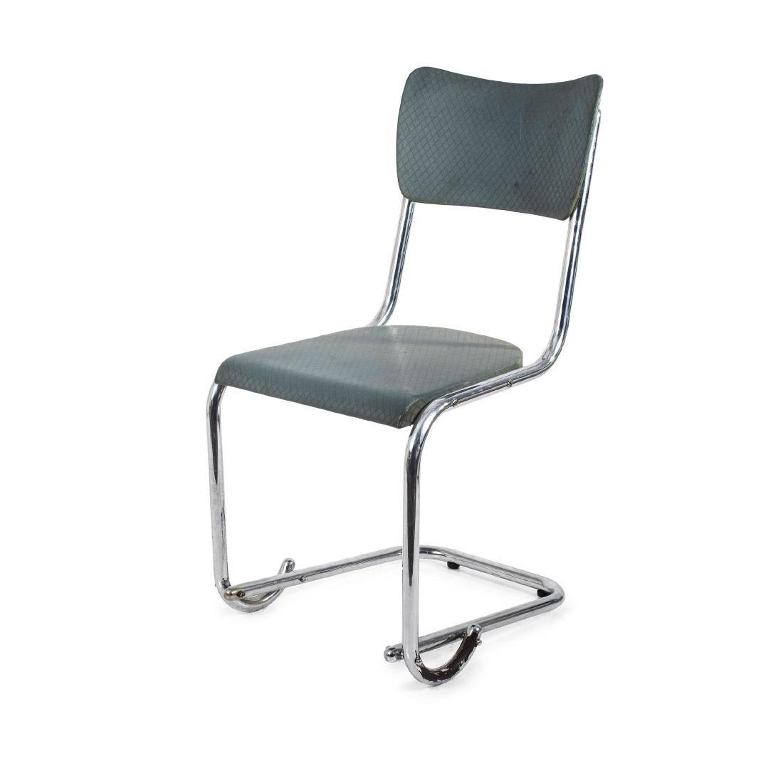 Tubular steel chair, 1930s