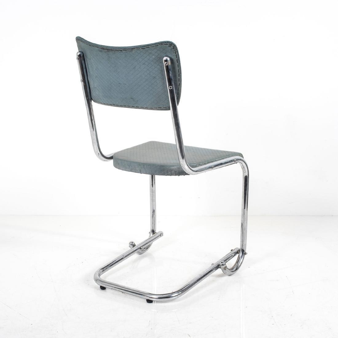 Tubular steel chair, 1930s - 2