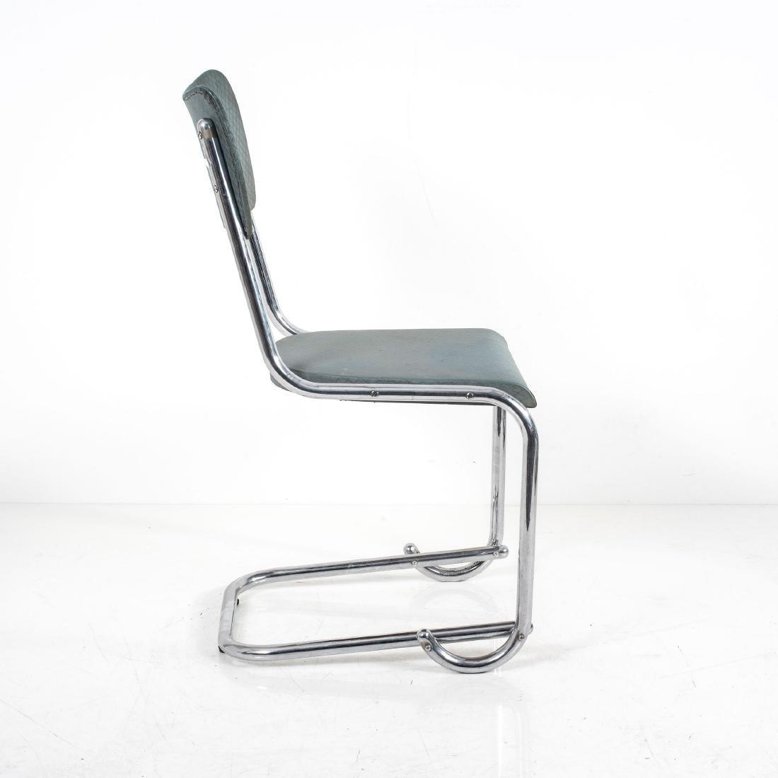 Tubular steel chair, 1930s - 3