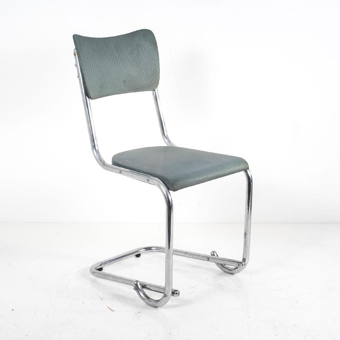 Tubular steel chair, 1930s - 4