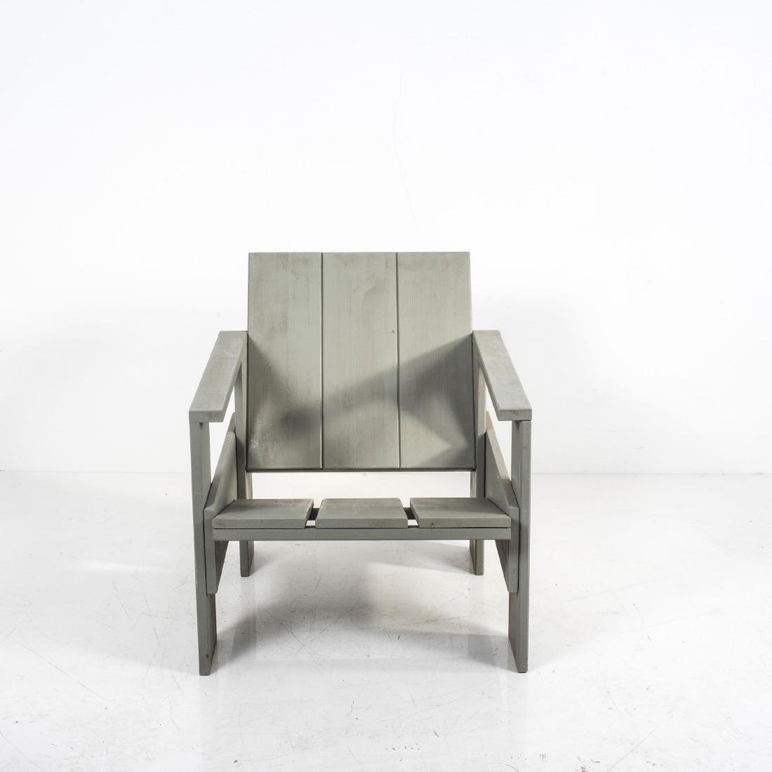'Crate chair', 1934 - 3