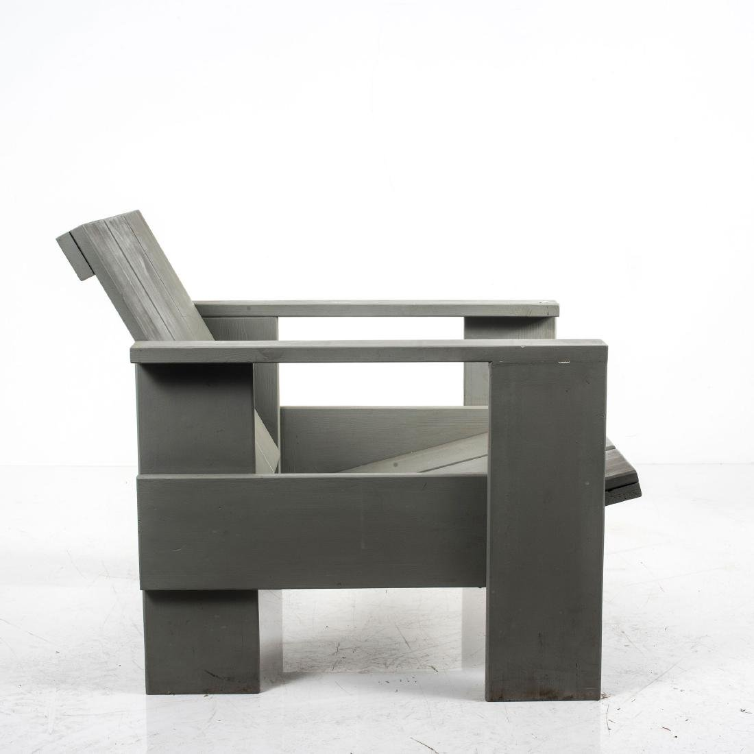 'Crate chair', 1934 - 4