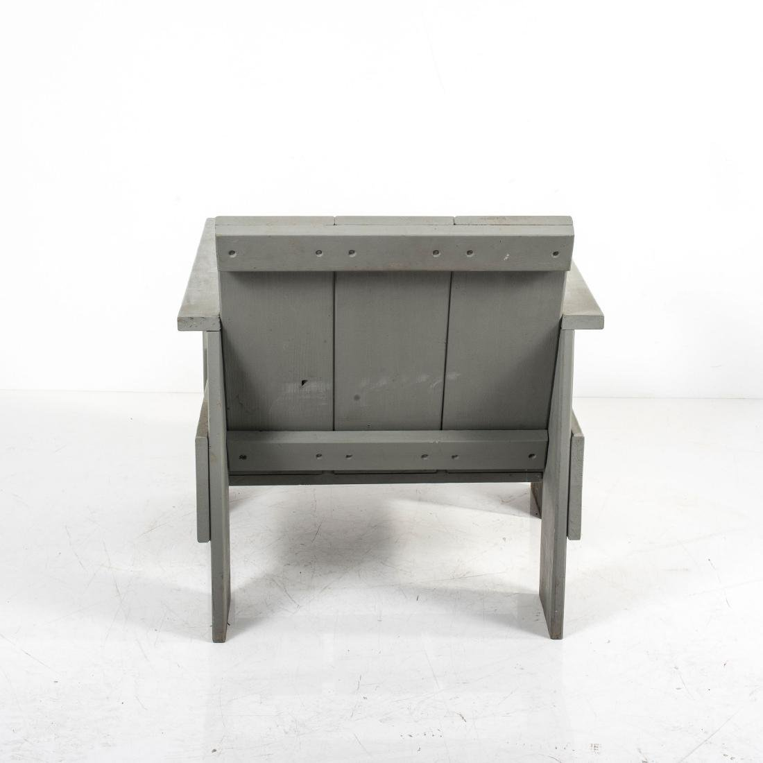 'Crate chair', 1934 - 5
