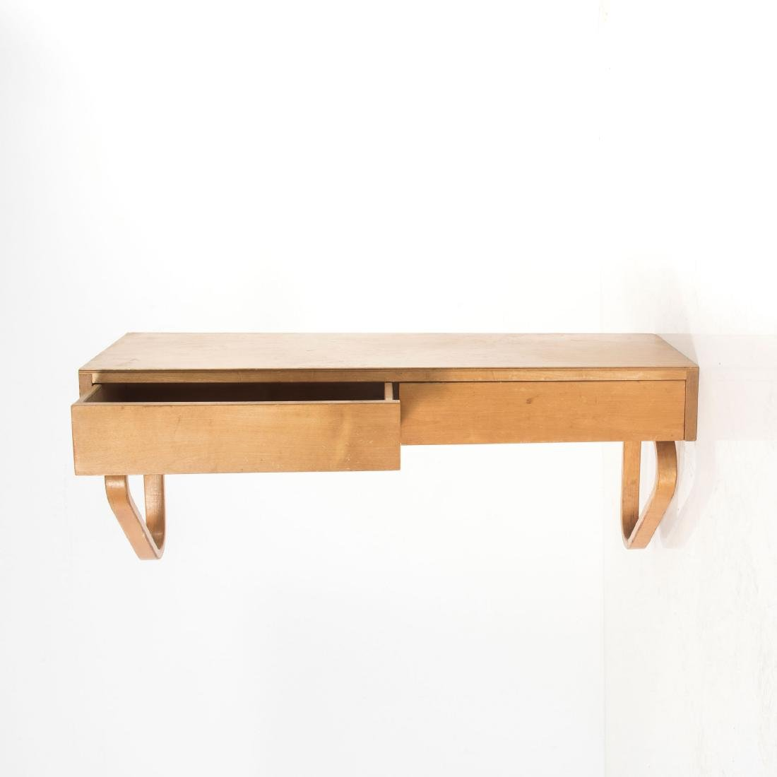 Small shelf with two drawers, c. 1936-38 - 3