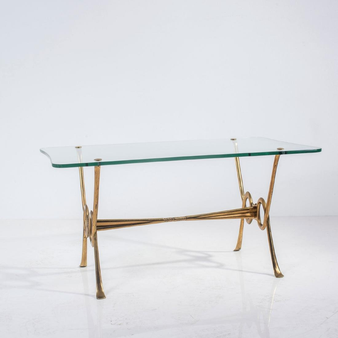 Coffee table, 1940/50s - 2