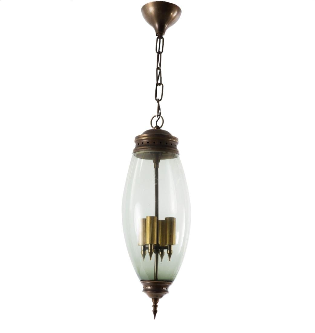 'Laterna' hanging light, 1940/50s