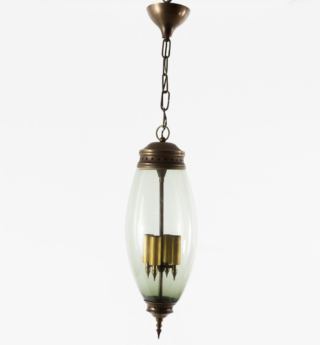 'Laterna' hanging light, 1940/50s - 3