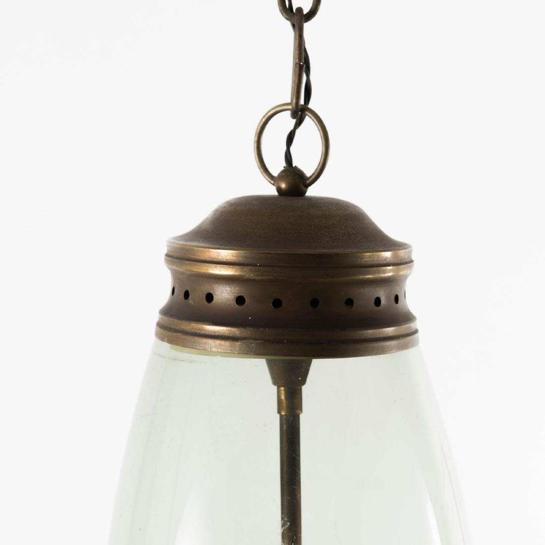 'Laterna' hanging light, 1940/50s - 4