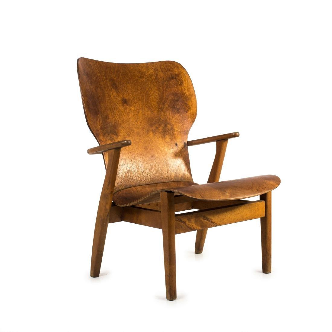 Armchair 'Domus Lux', c1948