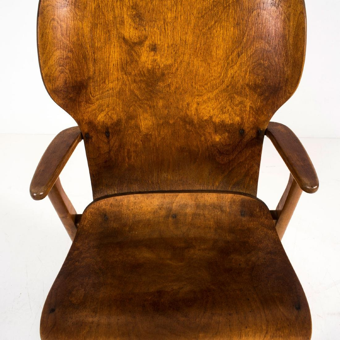Armchair 'Domus Lux', c1948 - 2