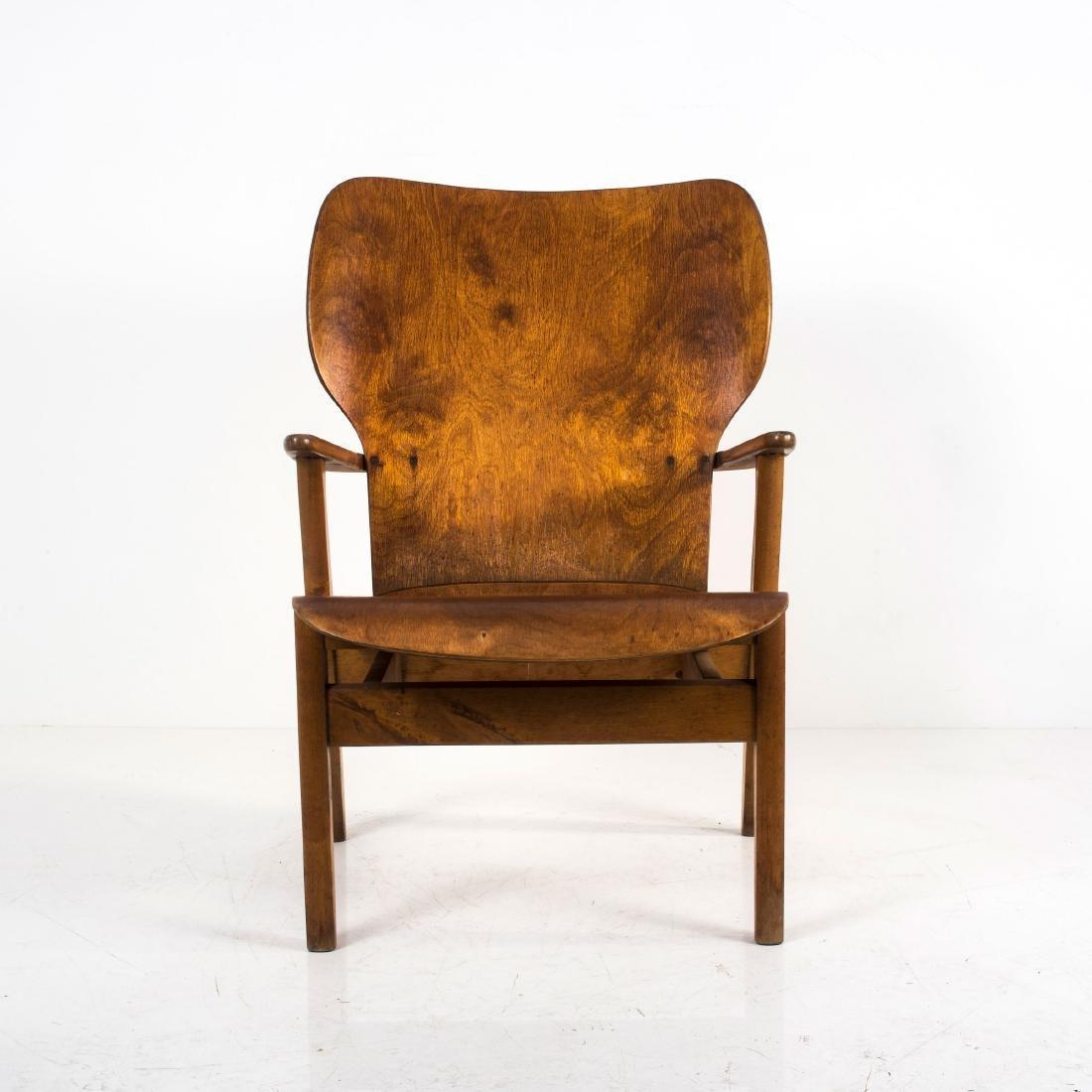 Armchair 'Domus Lux', c1948 - 3
