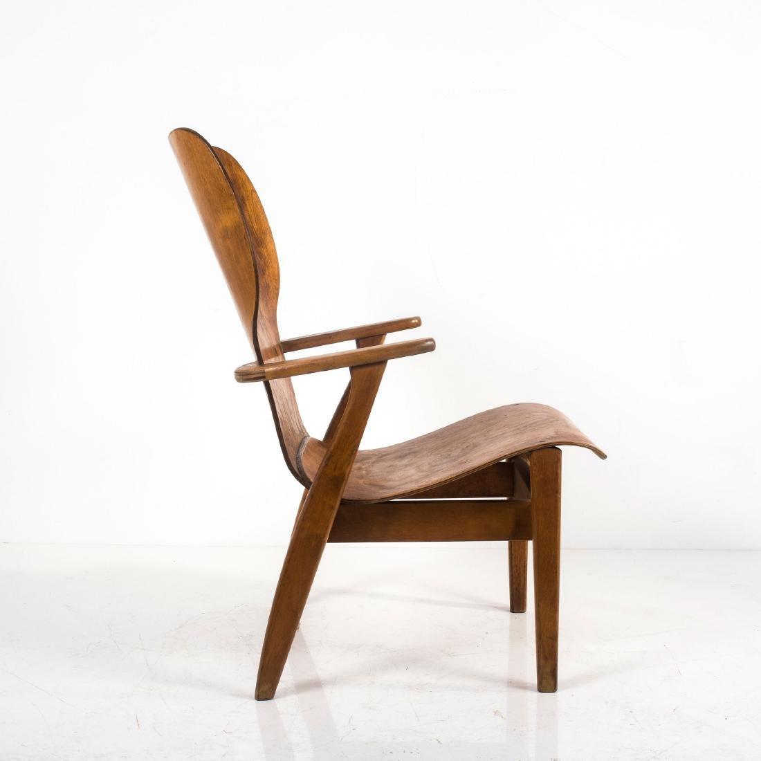 Armchair 'Domus Lux', c1948 - 4