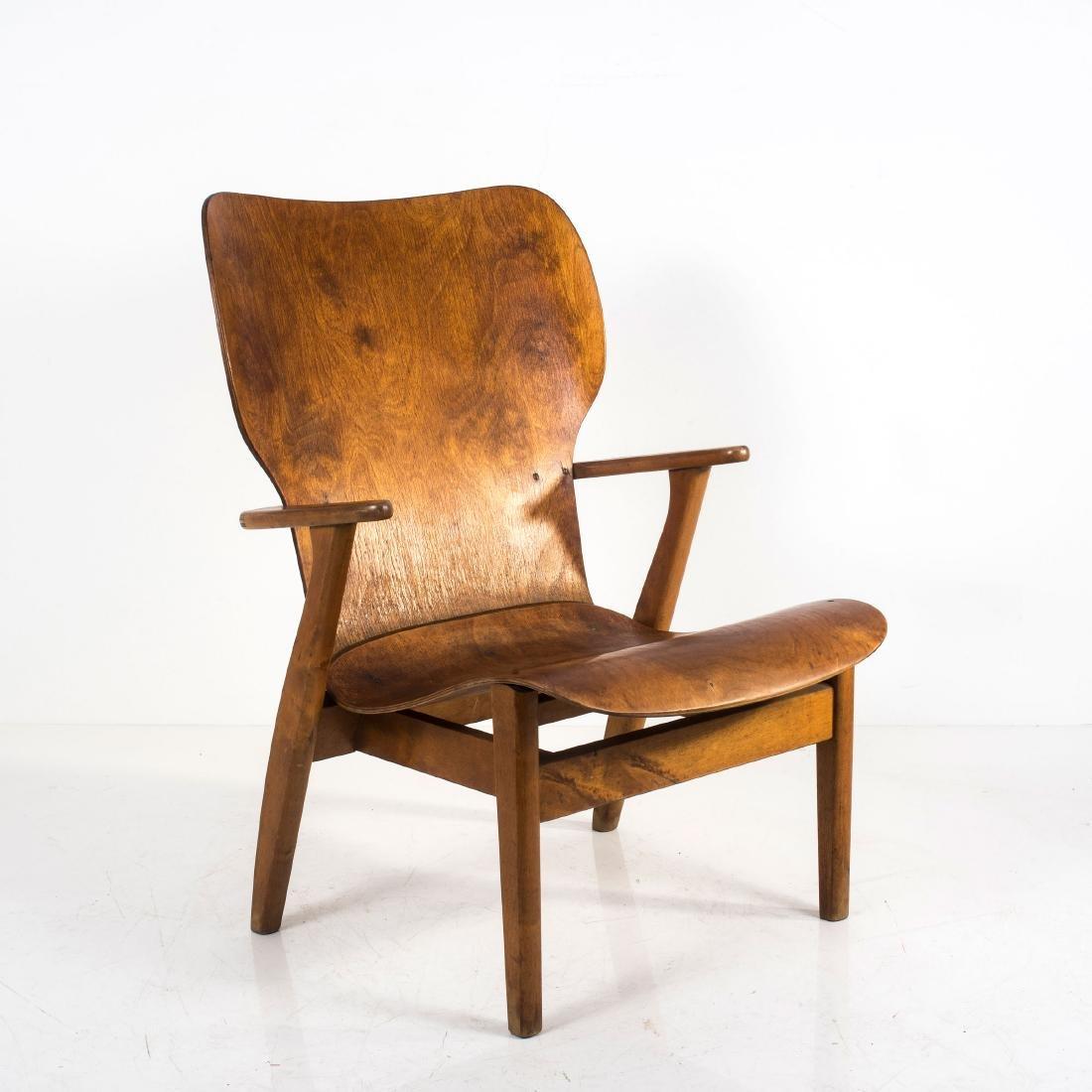Armchair 'Domus Lux', c1948 - 5
