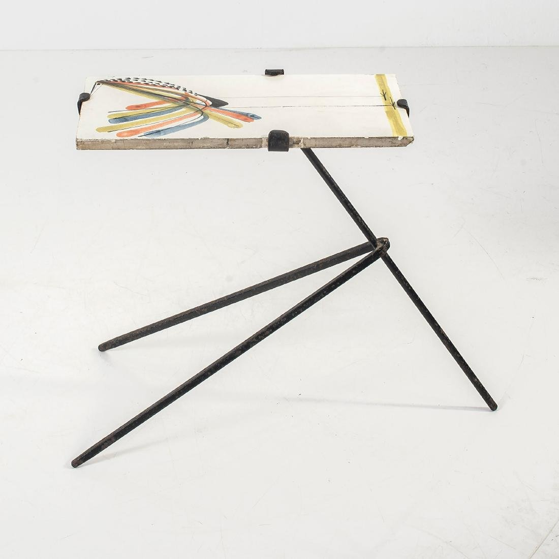 Small smokers' table, c. 1950 - 2