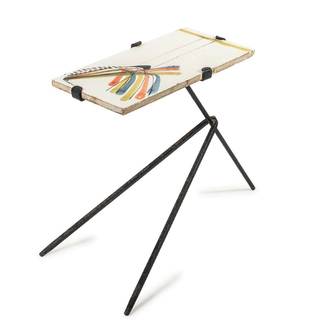 Small smokers' table, c. 1950 - 3