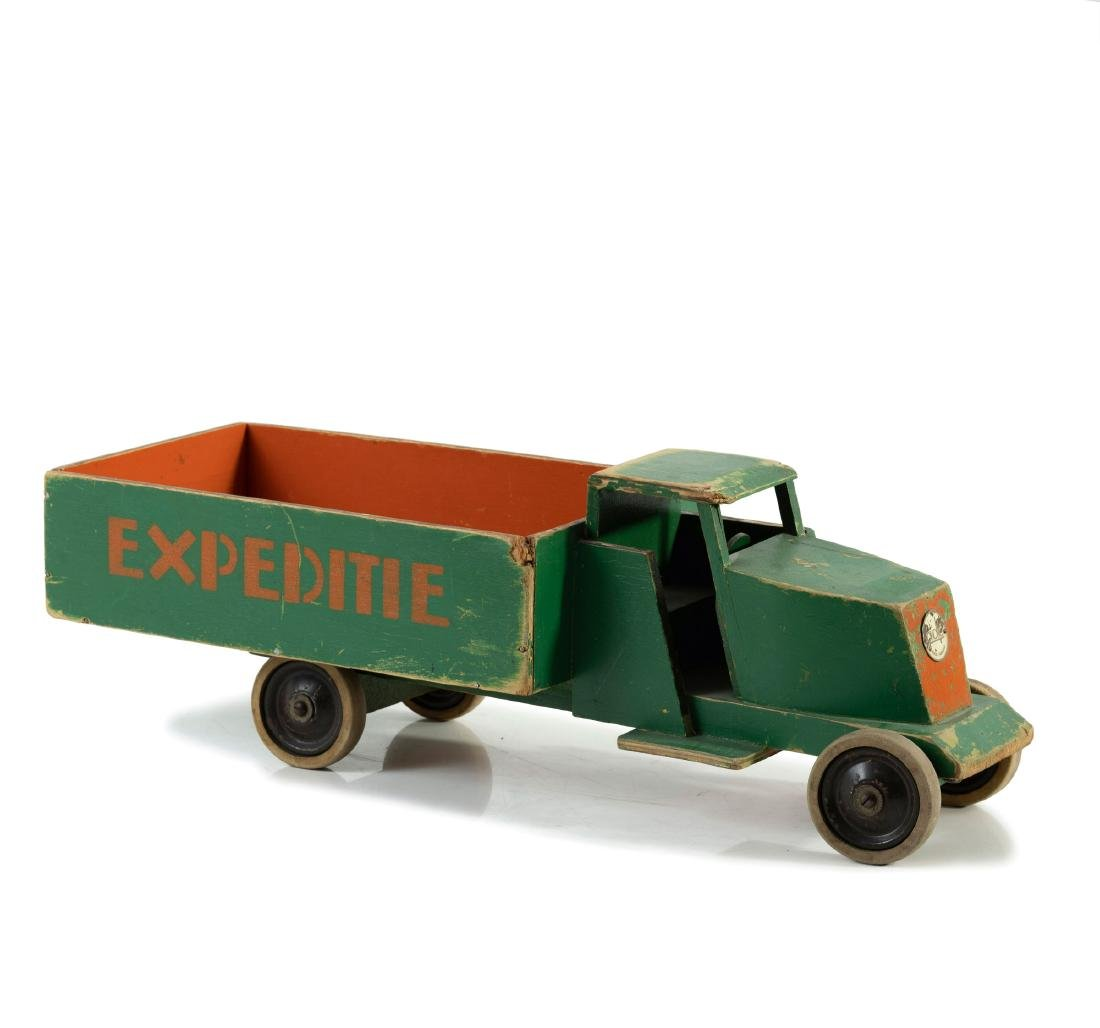 'Expeditie' lorry, c. 1950