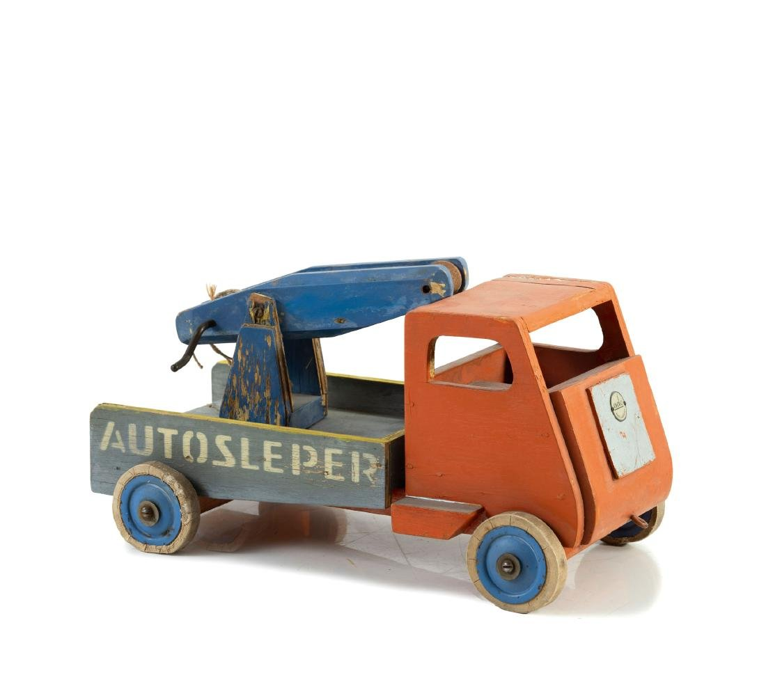 'Autosleper' tow-truck, 1940s