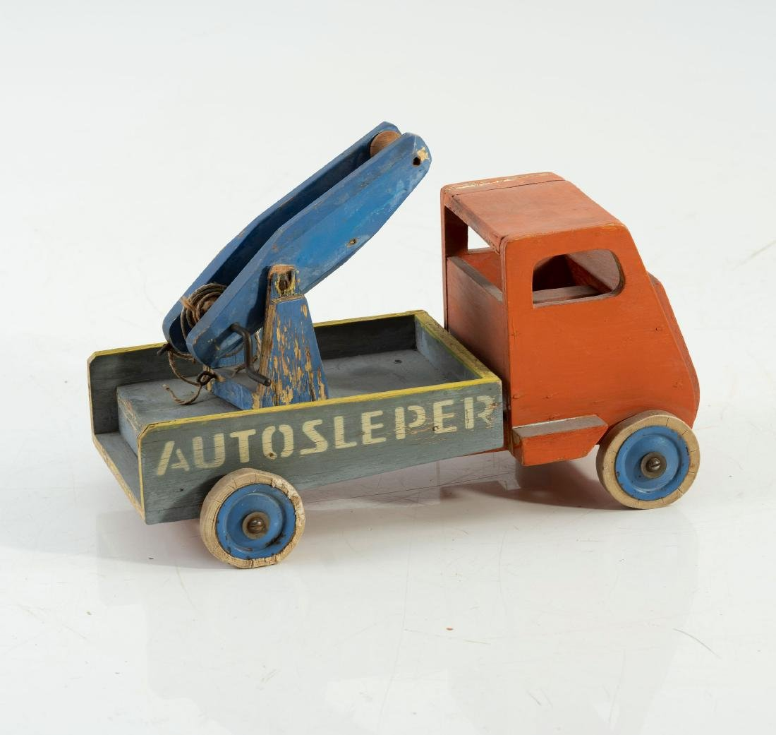 'Autosleper' tow-truck, 1940s - 2