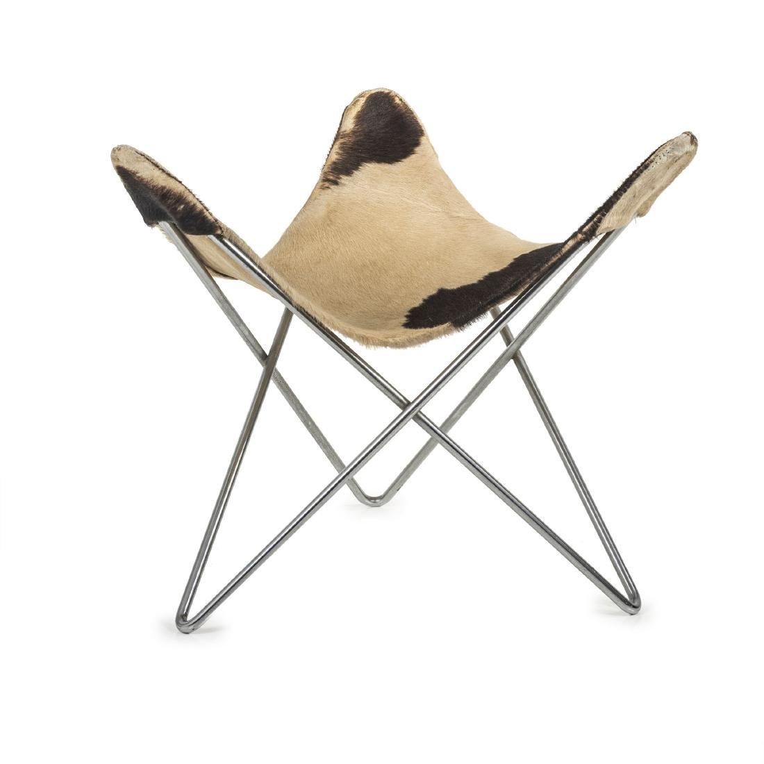 'Bat' - 'Butterfly' stool, c. 1952