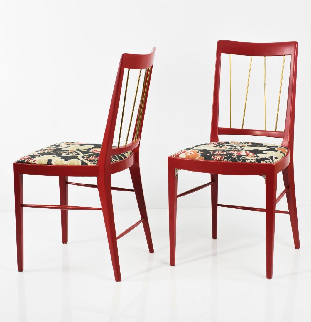 Eight chairs, c. 1953 - 5