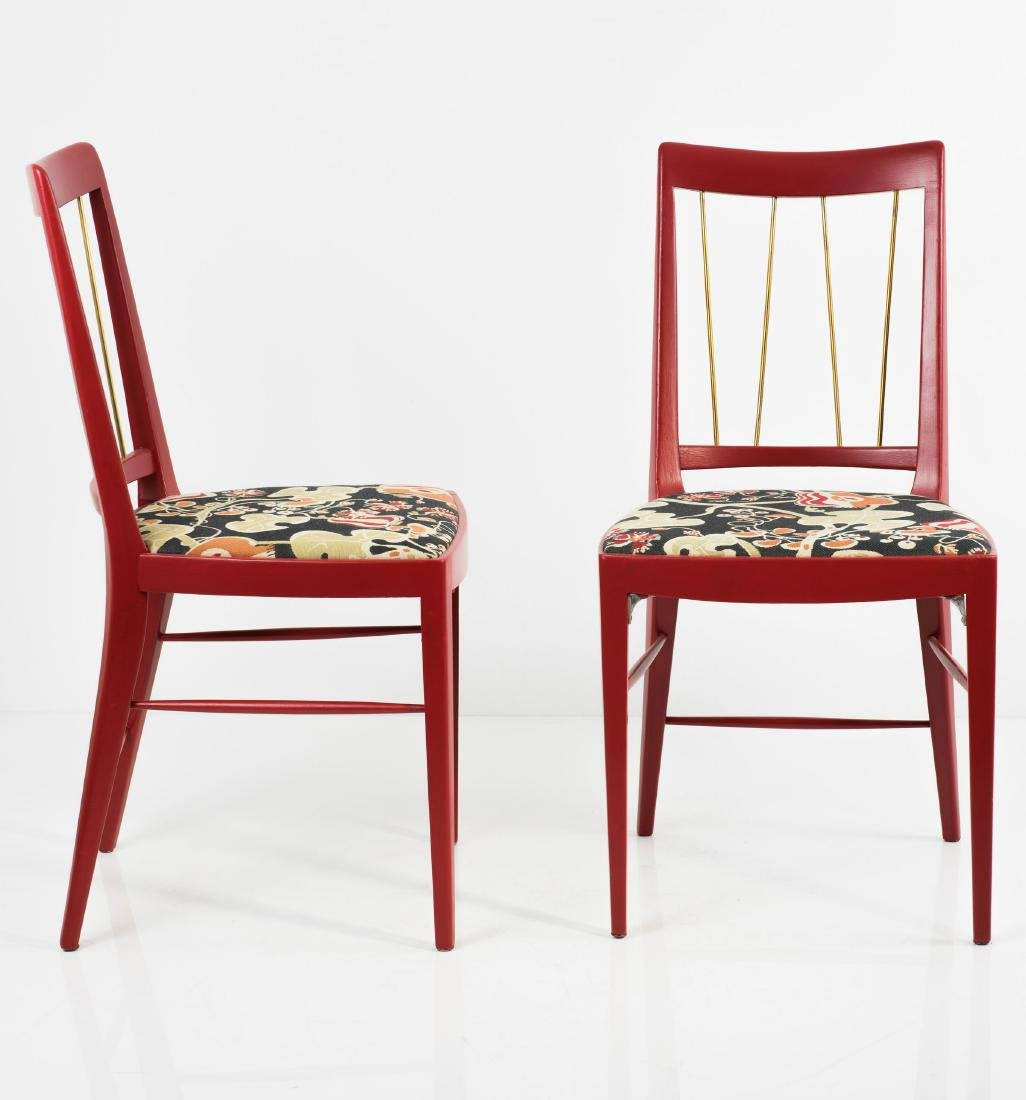 Eight chairs, c. 1953 - 6