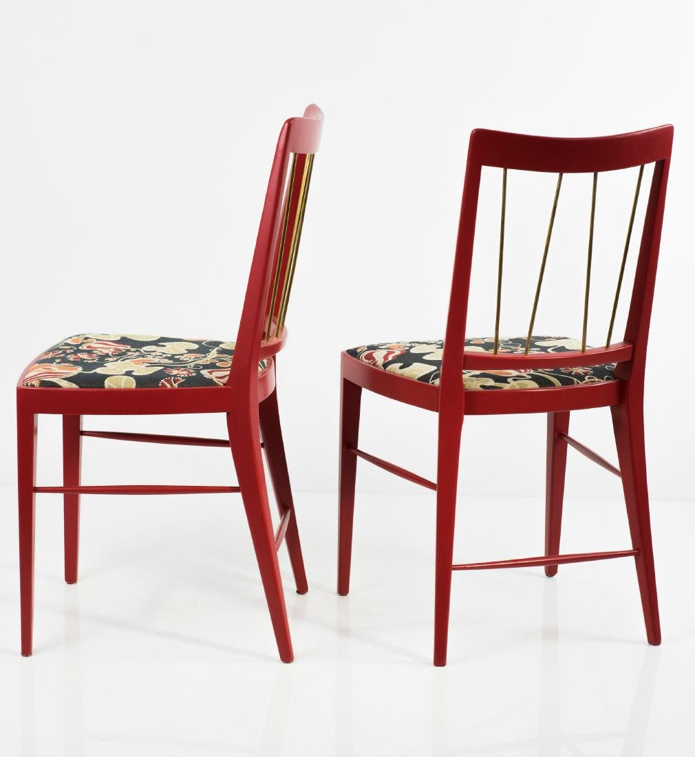 Eight chairs, c. 1953 - 7