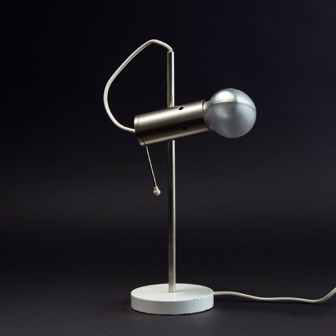 '254' table light, 1954/55