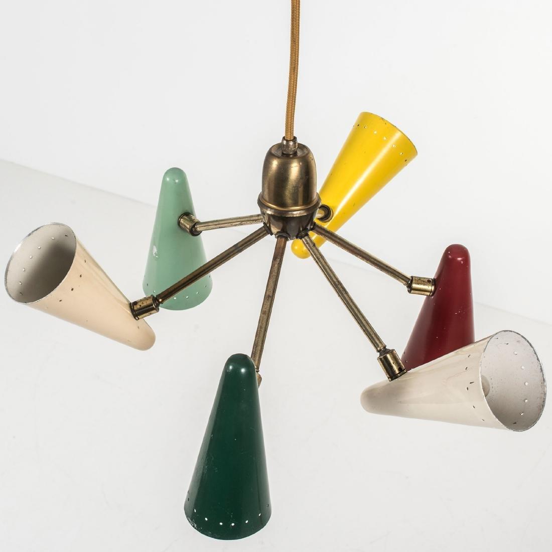 Ceiling light, c. 1954 - 2