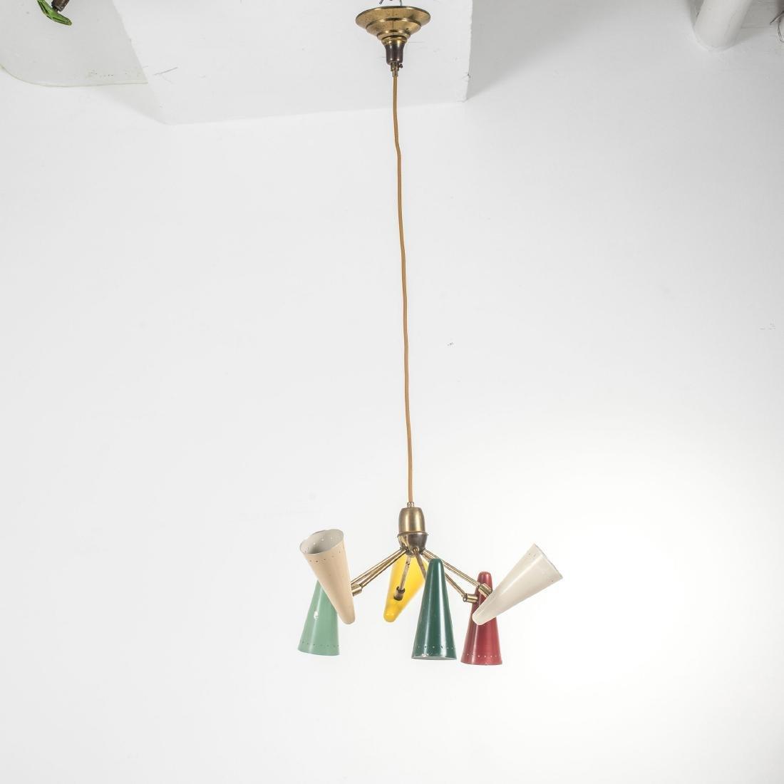 Ceiling light, c. 1954 - 3