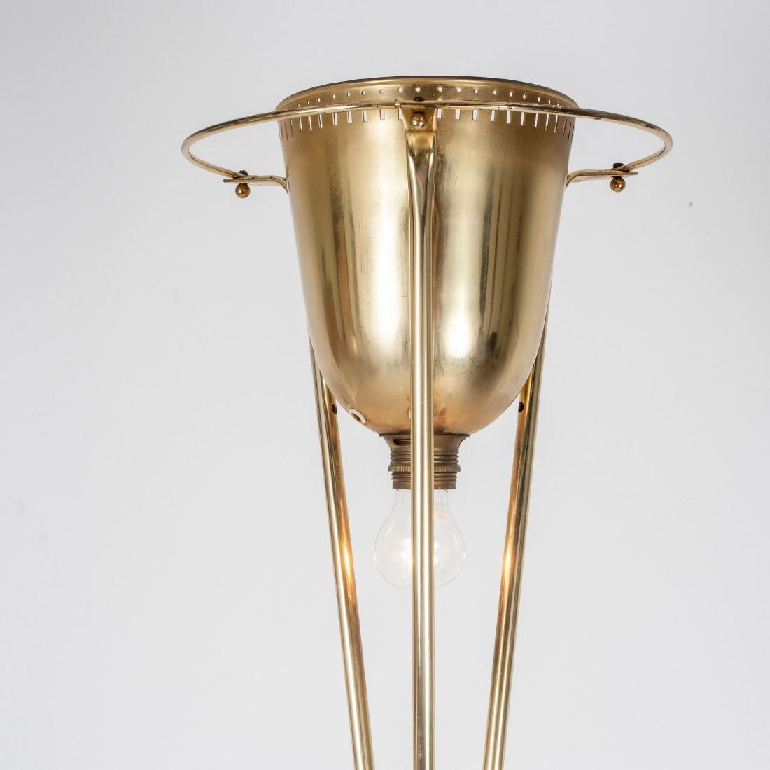 Floor lamp, 1950s - 2