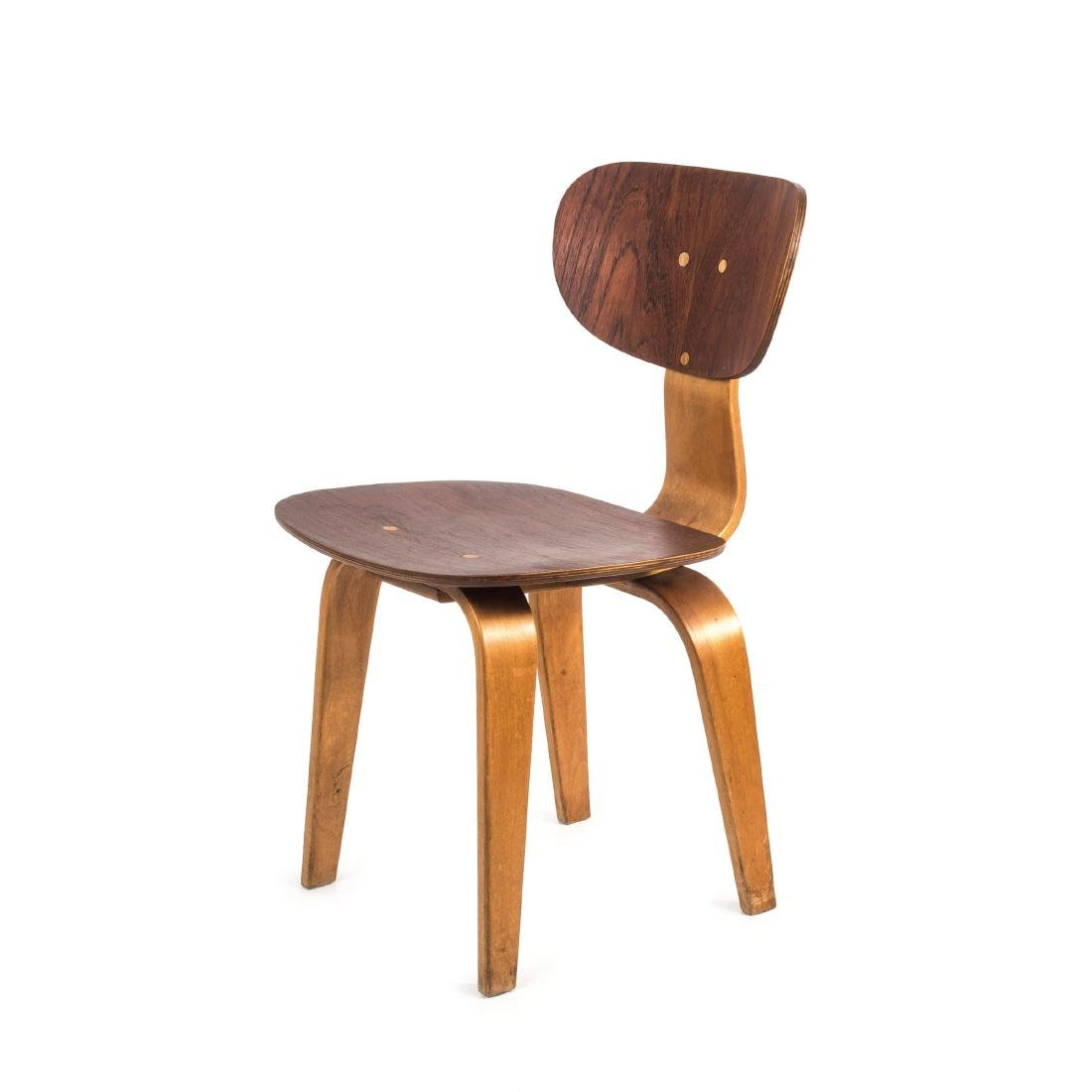 Four 'SB16' chairs, 1955