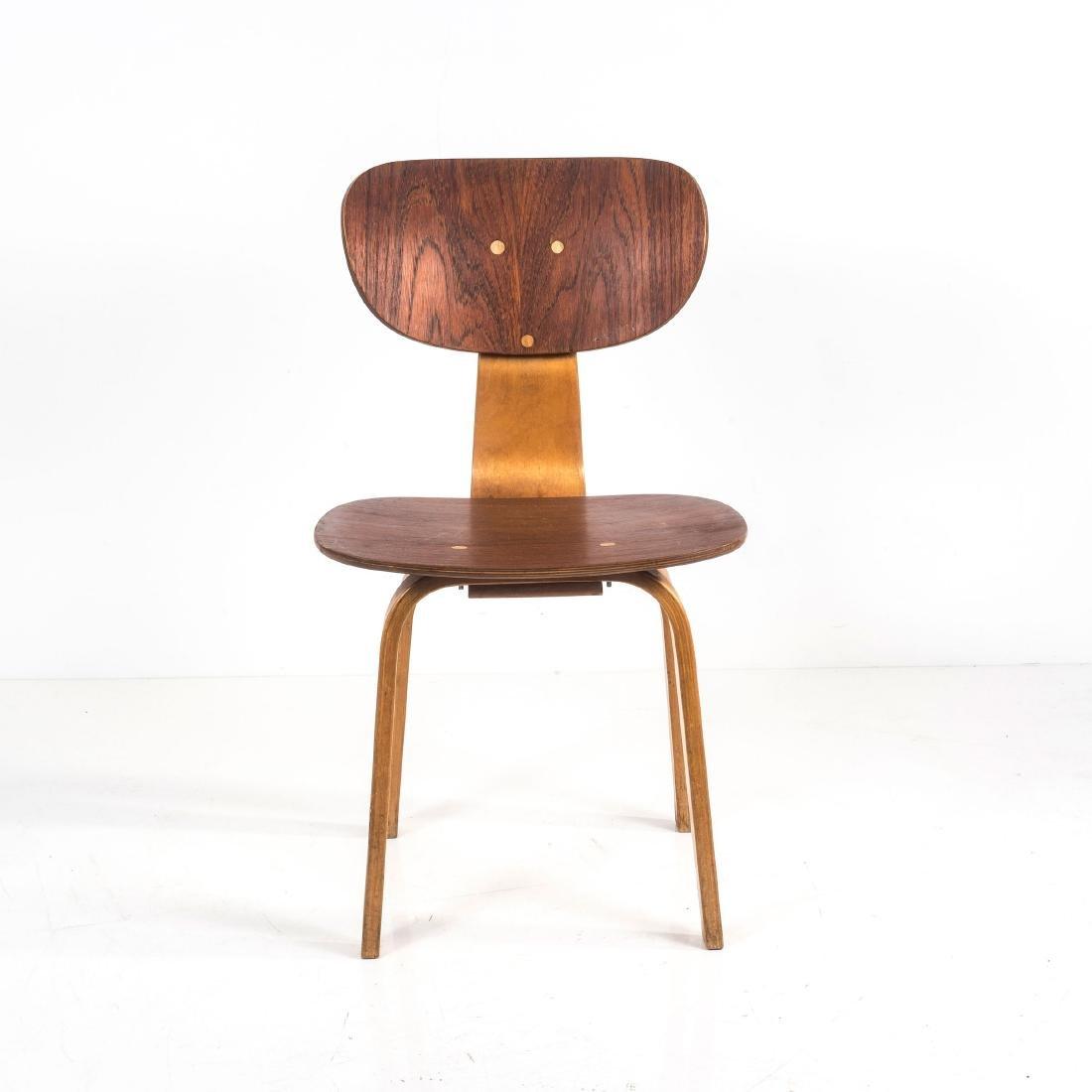 Four 'SB16' chairs, 1955 - 2