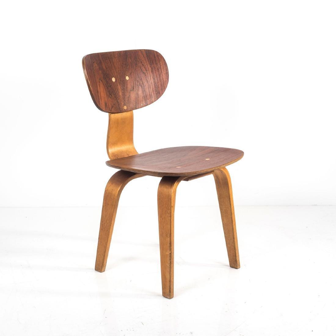 Four 'SB16' chairs, 1955 - 3