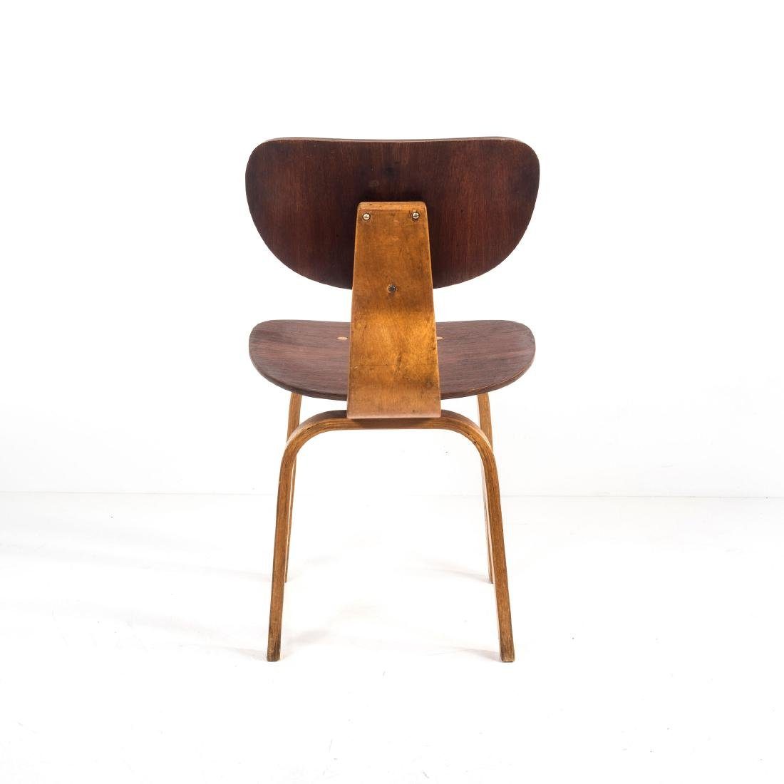 Four 'SB16' chairs, 1955 - 5