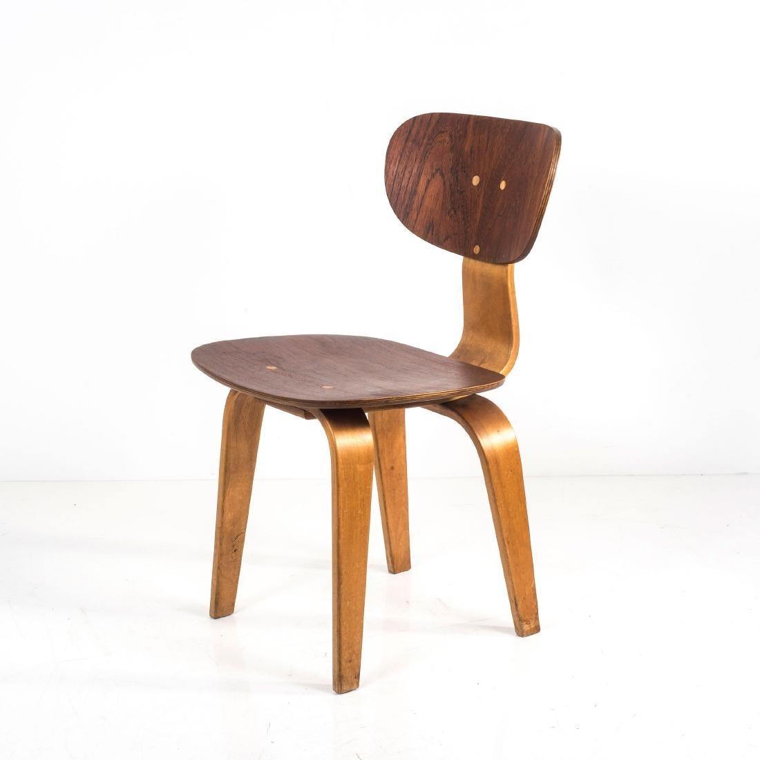 Four 'SB16' chairs, 1955 - 7