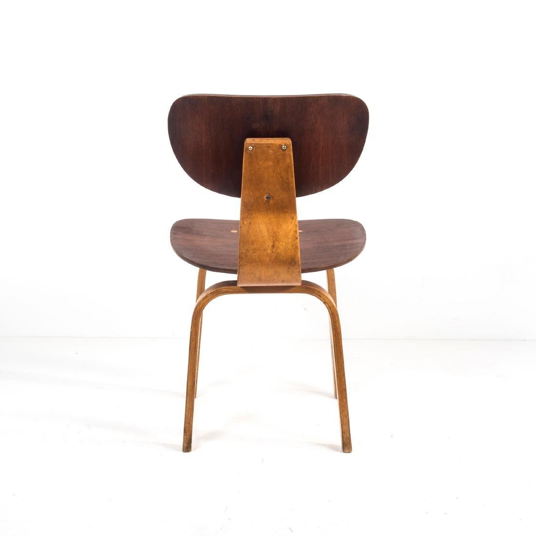 Four 'SB16' chairs, 1955 - 9