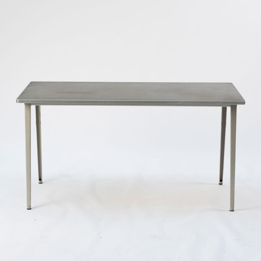 'Revolt' table, 1954 - 2