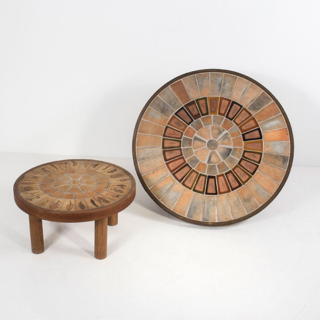 Two 'Garrigue' side tables, c. 1955 - 3